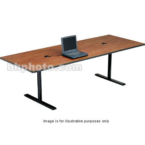36 X 96 Conference Table Bretford 96 X 36 X 29 Quot Rectangle Conference Rec3696 Nb B H