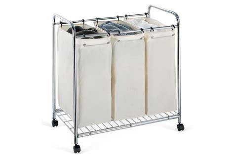 3 Section Laundry Sorter 28 Images Her Laundry Hers 3 Laundry Sorters And Hers