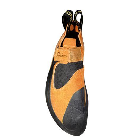 python climbing shoes la sportiva python climbing shoe climbing shoes