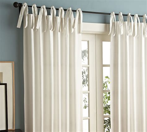 top of curtain called tie top curtains furniture ideas deltaangelgroup