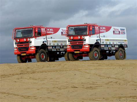 truck rally 2002 daf cf rally truck dakar race racing c f offroad 4x4