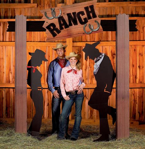 western theme decor western cowboy theme birthday ideas