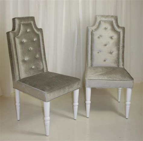 Dining Room Chairs Silver Www Roomservicestore Avalon Dining Chair In Silver