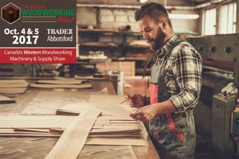 Canada Woodworking West 2017