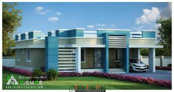 contemporary house designs and floor plans beautiful kerala single floor contemporary house design
