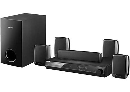 samsung black 5 1 channel home theater system ht z320 abt
