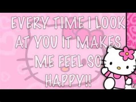 theme song of hello kitty lyrics hello kitty lyrics youtube