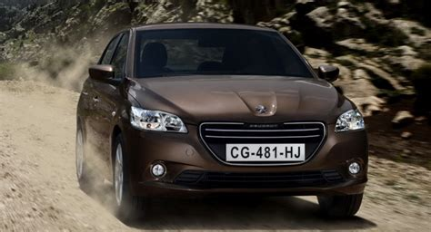 peugeot compact car peugeot releases a handful of photos of 301 compact
