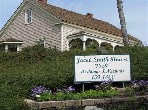 Id Interior Design Jacob Smith Historic House Lacey Wa Exterior Photos