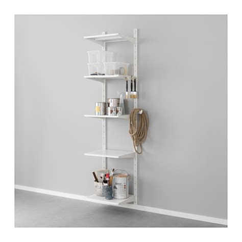 algot wall upright shelf hook ikea