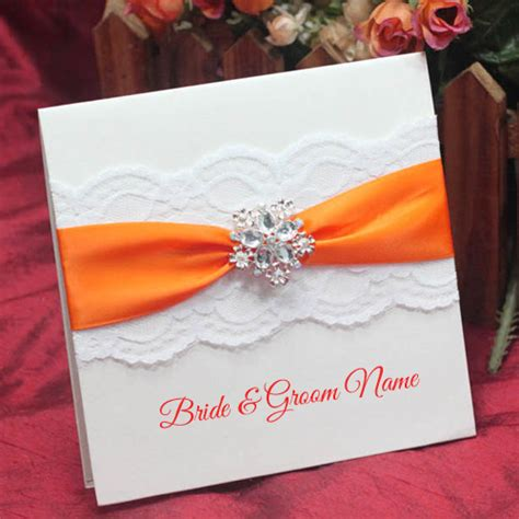 Wedding Invitation Card How To Write by Write Name On Wedding Invitation Card