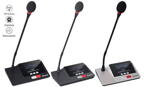 conference room microphone wireless econimical voting meeting microphone conference system buy meeting microphone system