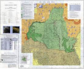 forest service arizona forest service maps