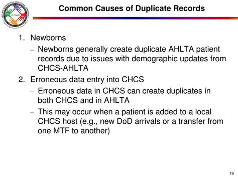 Cause Of Records Ppt Title How Registration Impacts Reimbursement Session T 2 1630 Powerpoint