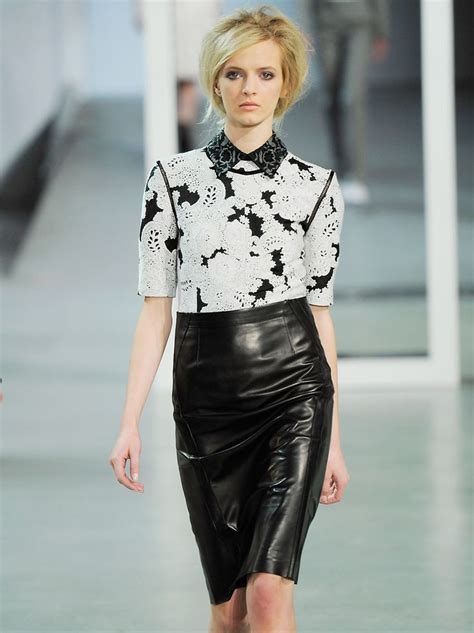 fashion skirt leather leather skirts