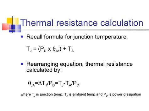 resistor dissipation equation resistor heat dissipation formula 28 images how to calculate energy dissipated primus green