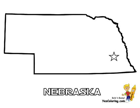 state templates missouri state outline coloring page coloring pages