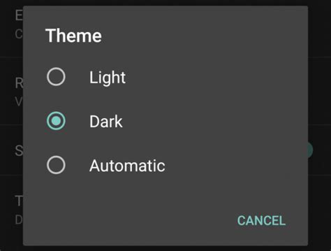 themes android eclipse marshmallow n aura finalement pas son th 232 me sombre frandroid
