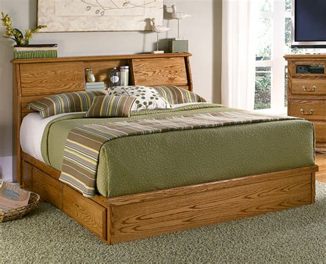 pdf plans bookcase headboard king size plans free