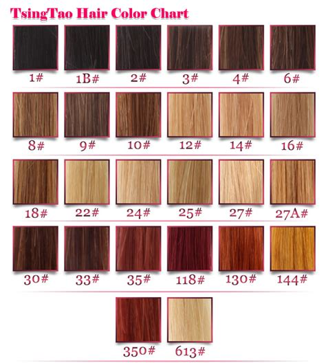 8 Best Hair Colour Chart Images On Colour Chart Hair Color Charts And Hair Color Lace Wigs Hair Color Chart
