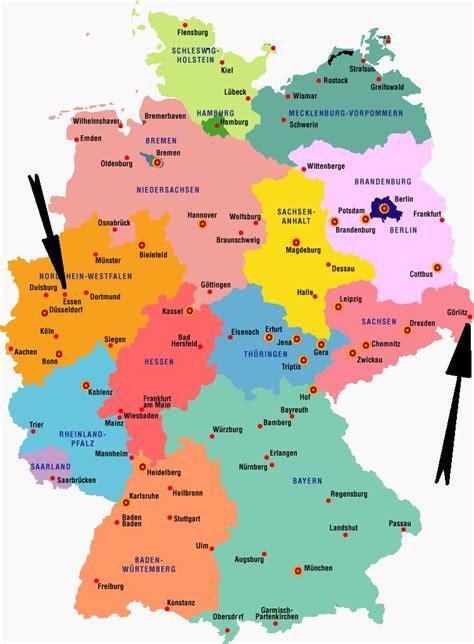 städtekarte deutschland mein fofo seite 2 ford focus focus st focus rs