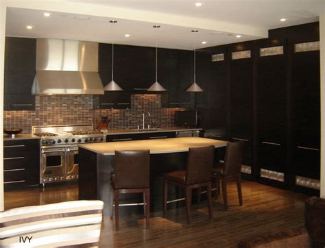 Maher Kitchen Cabinets the ivy condo unit with william beson design kitchen