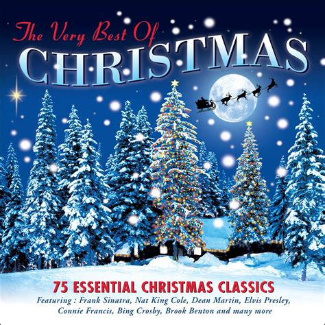 various artists the very best of christmas not now music