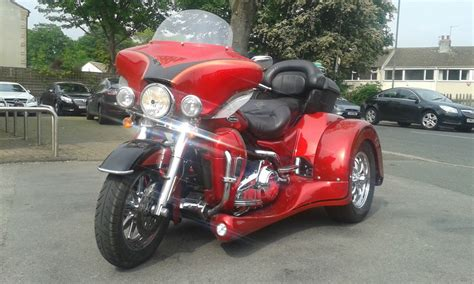 Ebay Harley Davidson Trikes by Harley Davidson Bike To Trike Conversions Ebay