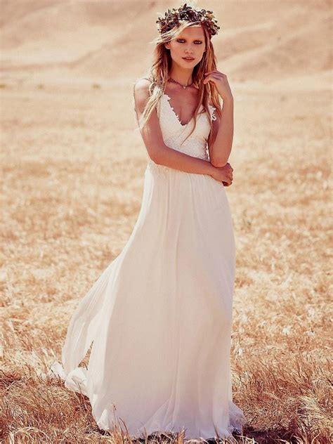 Chik Dress boho chic wedding dress lace naf dresses