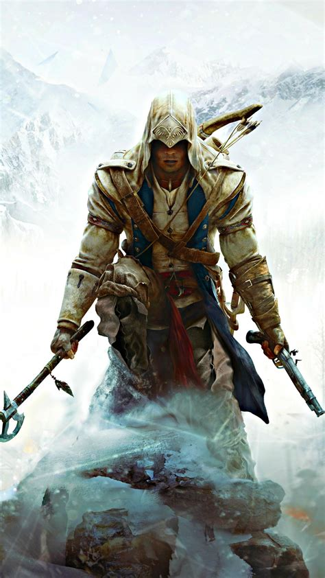 Assassin Creed 3 assassins creed 3 wallpaper hd desktop iphone tablet
