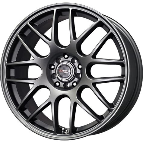 Xo Home Design Center 18x8 drag dr 34 matte gunmetal wheels