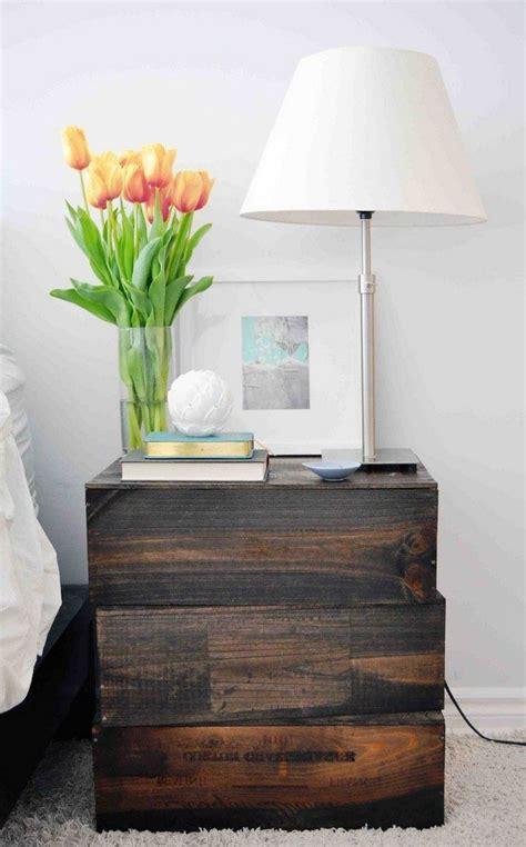 creative nightstand ideas 8 creative ideas for nightstand alternatives decor