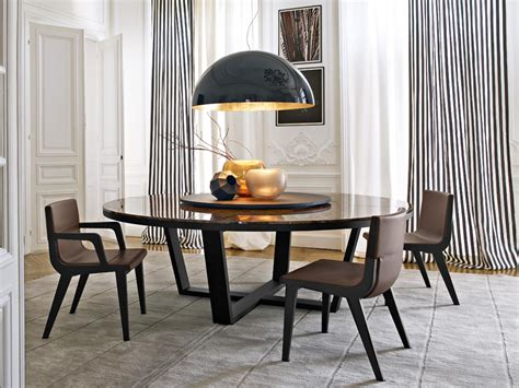 B&B Italia Maxalto XILOS Dining Table   Marble Top   Antonio Citterio   Atomic Interiors
