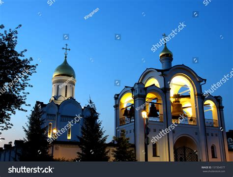 light of the christian church christian church at in the light of lanterns stock