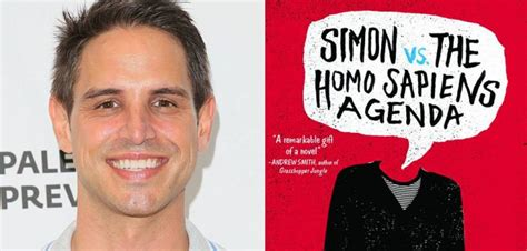 simon vs the homo sapiens agenda il libro adaptaciones yo simon homo sapiens ya tiene director some books you read