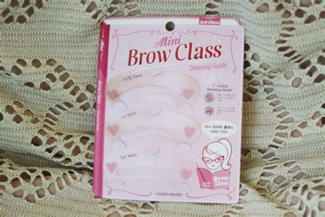 Op1916 Cutting Scissors Mini Brow Class Etude House Kode Bimb2393 littellebratontheloose etude house mini brow class drawing guide 3rd class