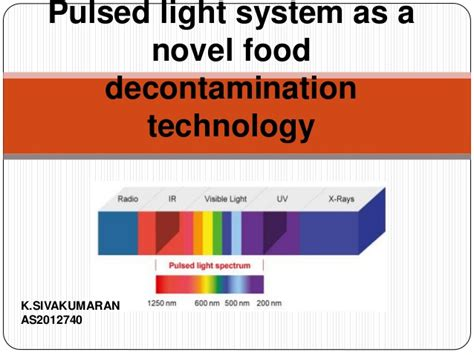 Pulsed Light by Pulsed Light System