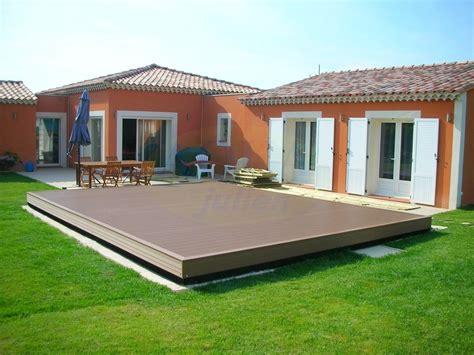 terrasse amovible sur piscine 4356 abri terrasse amovible piscine en composite aquajulien