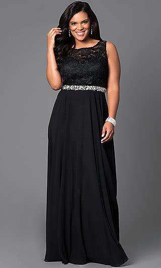 size long formal chiffon dress promgirl