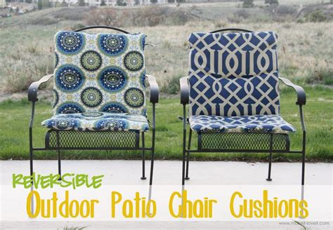 Recovering Patio Chair Cushions Best 25 Recover Patio Cushions Ideas On Pinterest Outdoor Cushion Covers Outdoor Furniture