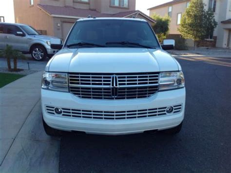 automotive service manuals 2011 lincoln navigator l windshield wipe control find used 2011 lincoln navigator l limited 5 4l auto nav camera loaded like new 58k mi in