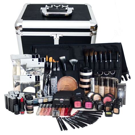 Nyx Professional Makeup Kit 17 best ideas about makeup artist kit on