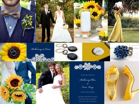 wedding navy wedding colors accents
