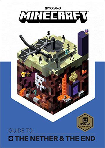 minecraft guide to the nether the end harvard book store
