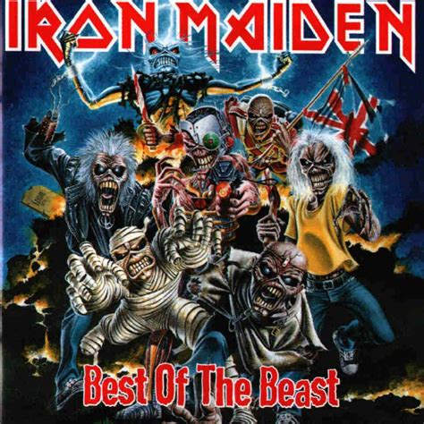 iron maiden best of the beast downloadhells iron maiden best of the beast 2 cd 1996