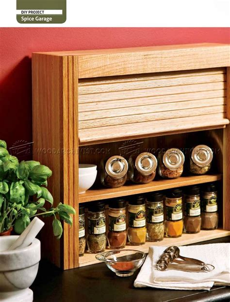 spice rack woodworking plans wooden spice rack plans woodarchivist