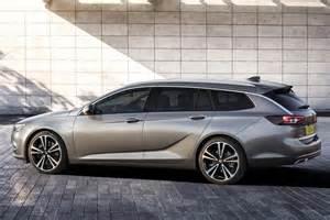 Opel Insignia Forum Opel Devoile Linsignia Sports Tourer Avant Le Salon De