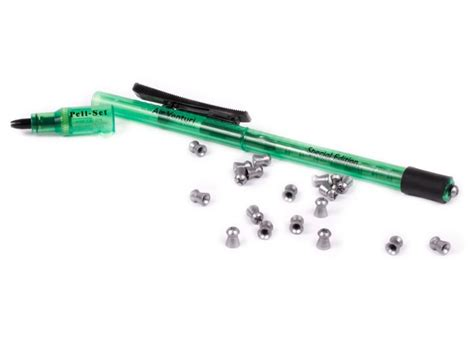 Pellet Loader 177 Caliber air venturi pellet pen with pellet seater loads seats