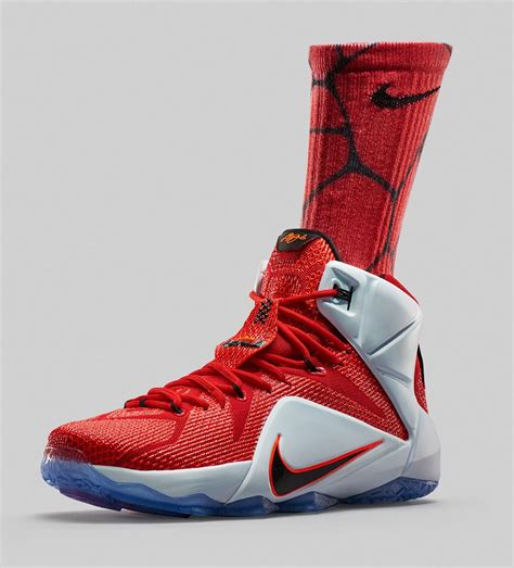 socks for basketball shoes lebron 12 hrt of a release date nike