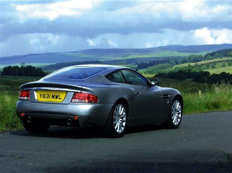 2001 Aston Martin by 2001 Aston Martin Db7 Information And Photos Momentcar